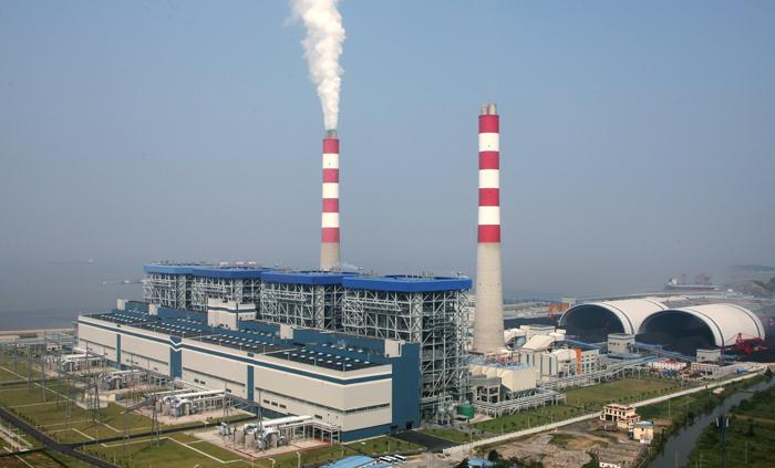 火力发电厂微米级太阳集团官方网站系统除尘解决